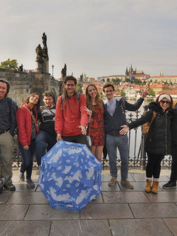 Charles Bridge & Prague Castle Free Tour