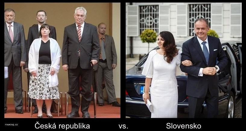 Zeman versus Kiska