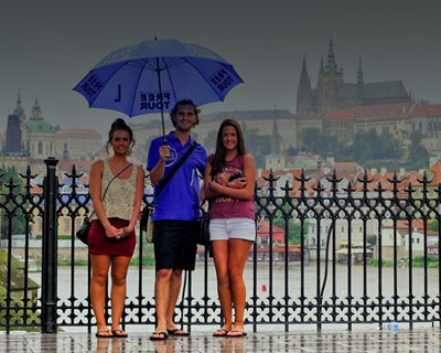 Prague Private Tour -  Prague Extravaganza Free Tour