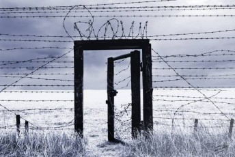 The door of Iron Curtain finally opened after 1989.