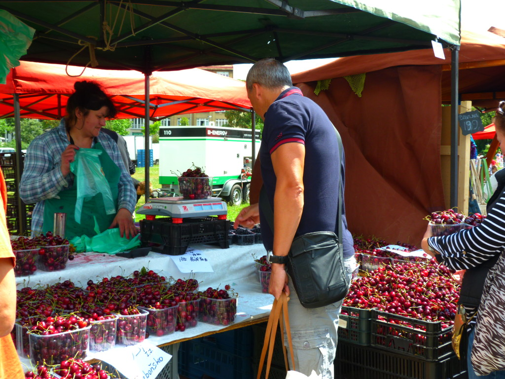 Everything in absolutely cherry condition at Kulaťák.