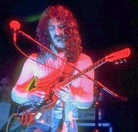 Special Ambassador Frank Vincent Zappa.