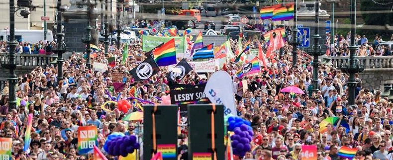 Click here for a full calendar of events for Pride week 2017.