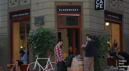Cafe Sladkovsky